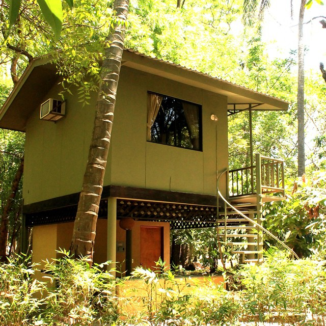 Stay with Us...priceless! @puertobarillas #lodge #visitelsalvador #greentourism #peaceful #travel #picoftheday