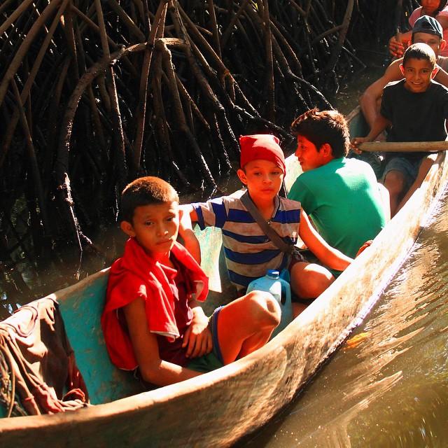 Local culture and Rich Nature can be found at Bahia de Jiquilisco @puertobarillas #culture #adventure #traveller #mangles #nature #beauty #elsalvador #instagram