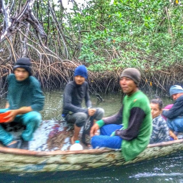 Manglares en la Bahía de Jiquilisco II #elsalvador  #mangroves #culture  #curiles #mollusks #tags4likes #picoftheday #travel #tour