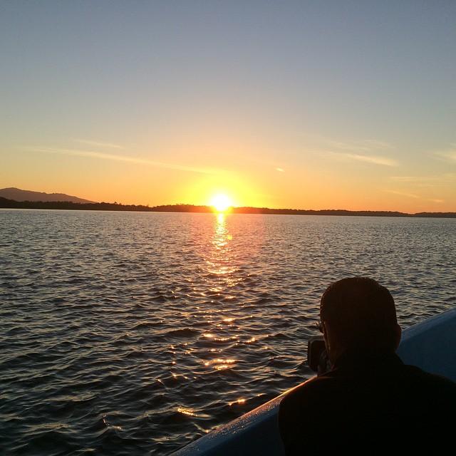 It's Saturday! #weekend #love #sunshine #sunrise #boatride #friends #family #travel #elsalvador
