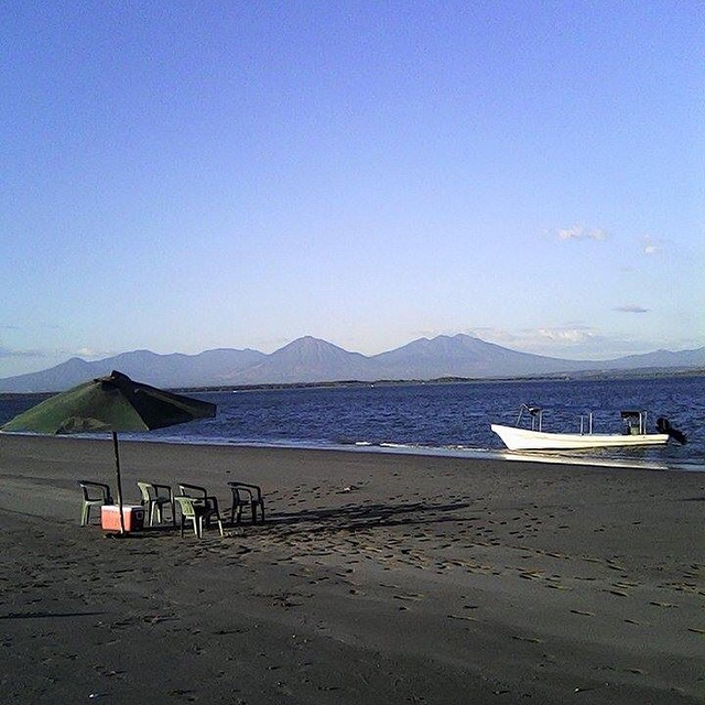 Another day in heaven on earth! #paradise #land #sunny #island #peaceful #perfection #elsalvador @puertobarillas_elsalvador